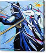 Kendo Canvas Print