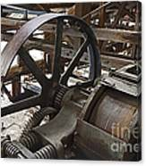 Kennecott Copper Mill Canvas Print