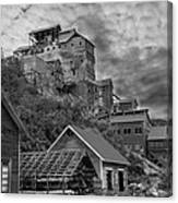 Kennicott Mine Canvas Print