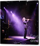 Kenny G Live Canvas Print