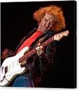 Kenny Wayne Shepherd Rocks His Stratocaster Canvas Print