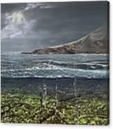 Kenorland Prehistoric Landscape, Artwork Canvas Print