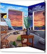 Ken's Place Canvas Print