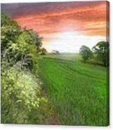 Kent Between Storms Canvas Print
