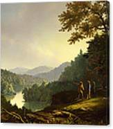 Kentucky Landscape 1832 Canvas Print
