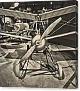 Kettering Aerial Torpedo Bug Canvas Print