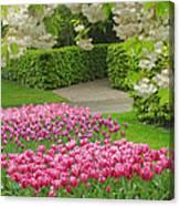 Keukenhof Gardens 35 Canvas Print