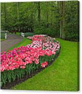 Keukenhof Gardens 51 Canvas Print