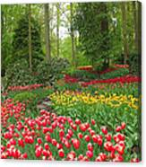 Keukenhof Gardens 53 Canvas Print