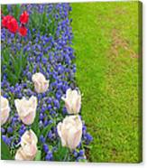 Keukenhof Gardens 55 Canvas Print
