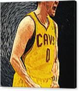 Kevin Love  Canvas Print