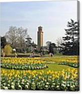 Kew Gardens London Canvas Print