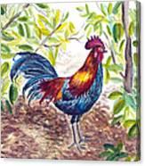 Key West Proud Canvas Print