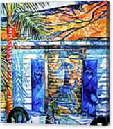 Key West Still Life Canvas Print
