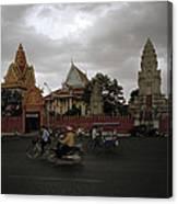 Khmer Life Canvas Print