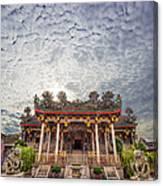 Khoo Kongsi Temple Canvas Print