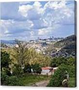 Kigali Landscape Canvas Print