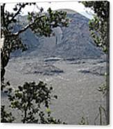 Kilauea Iki Crater - Big Island Canvas Print