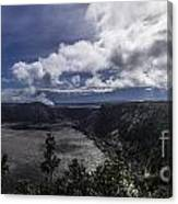Kilauea Iko Canvas Print
