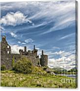Kilchurn Castle 01 Canvas Print