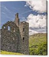 Kilchurn Castle 03 Canvas Print