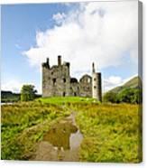 Kilchurn Castle 2 Canvas Print