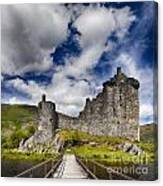Kilchurn Castle Scotland Canvas Print