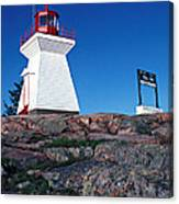 Killarney Ontario Lighthouse Canvas Print