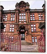 Kilmarnock School Canvas Print