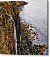 Kilt Rock Canvas Print
