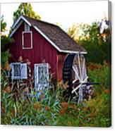 Kimberton Mill Canvas Print