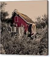 Kimberton Mill  Chester County Pa Canvas Print