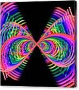 Kinetic Rainbow 38 Canvas Print