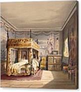 King Charles Room, Cotehele House Canvas Print