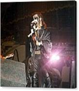 King Diamond Canvas Print