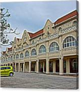 King Edward Hotel In Port Elizabeth-south Africa Canvas Print