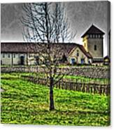 King Estate Winery Canvas Print