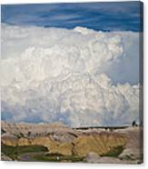 Kingdom Clouds Canvas Print