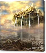 Kingdom Come Canvas Print