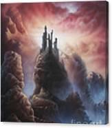Kingdom Of Stone Canvas Print