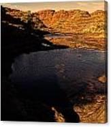 Kings Canyon V12 Canvas Print