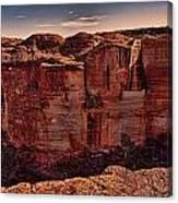 Kings Canyon V13 Canvas Print