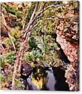 Kings Canyon V9 Canvas Print