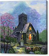 King's Garden Canvas Print