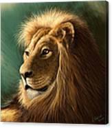 King's Glory Canvas Print