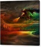 Kings Landing - Winter Is Coming Canvas Print