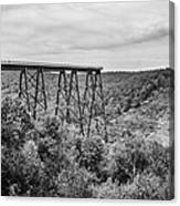 Kinzua Viaduct 6911 Canvas Print