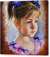 Kira Canvas Print