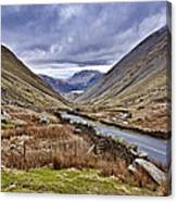 Kirkstone Pass View Canvas Print