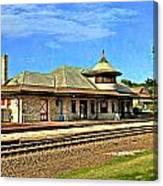 Kirkwood Station Canvas Print